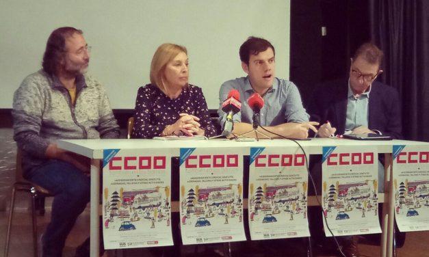 Arranca en Vallecas la asesoría sociolaboral de CCOO para los barrios