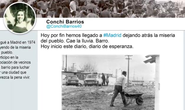El diario de Conchi Barrios, en video