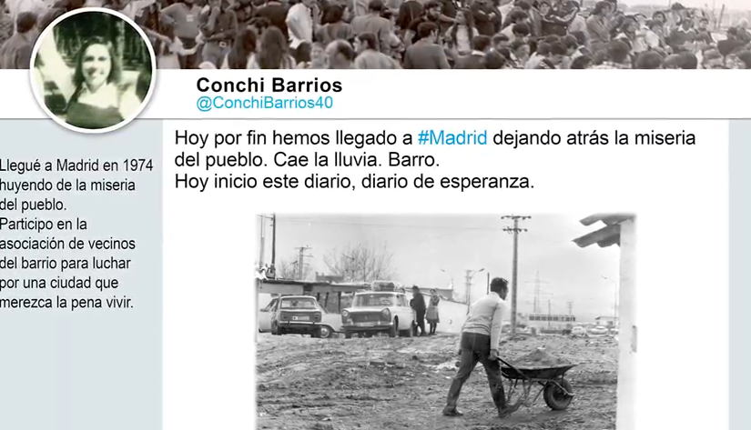 El diario de Conchi Barrios, en video