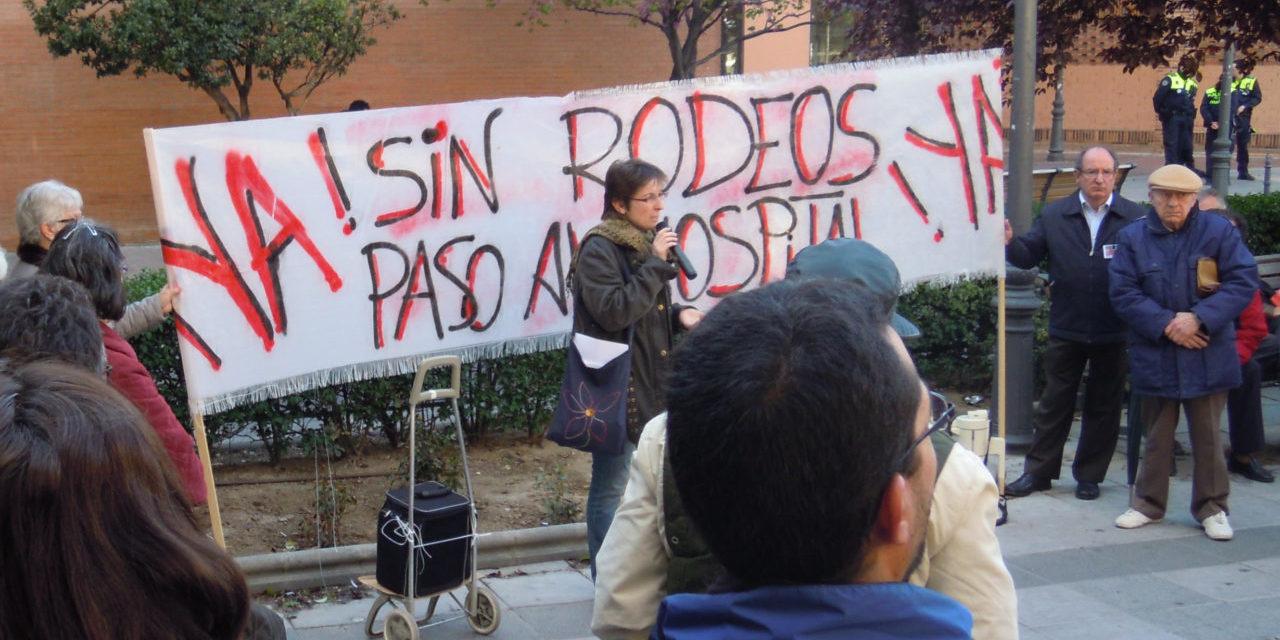 El acceso subterráneo al Hospital Infanta Leonor tardará aún cuatro años en hacerse realidad