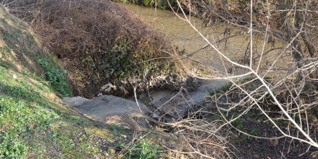 17 años de vertidos de aguas fecales al Arroyo de la Vega, ¡ya basta!
