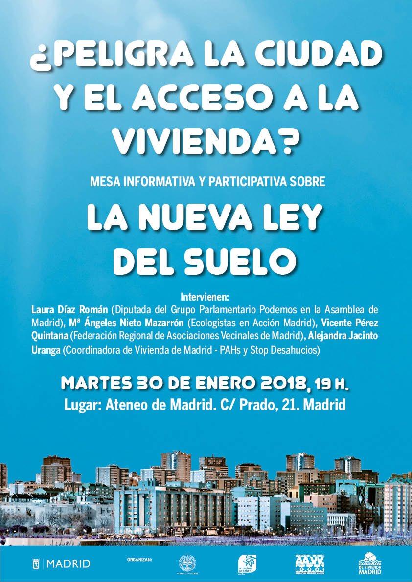 Efectos de la nueva Ley del Suelo de Cifuentes en la ciudad y el acceso a la vivienda