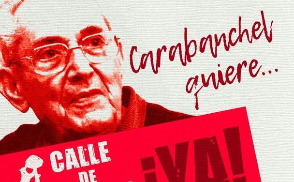 Carabanchel exige que se haga efectivo el cambio de nombre de la calle Muñoz Grandes por Marcelino Camacho