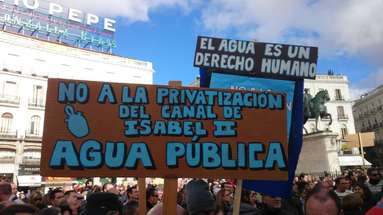"""Firma por un """"acuerdo social en defensa de nuestros ríos y del agua pública"""""""