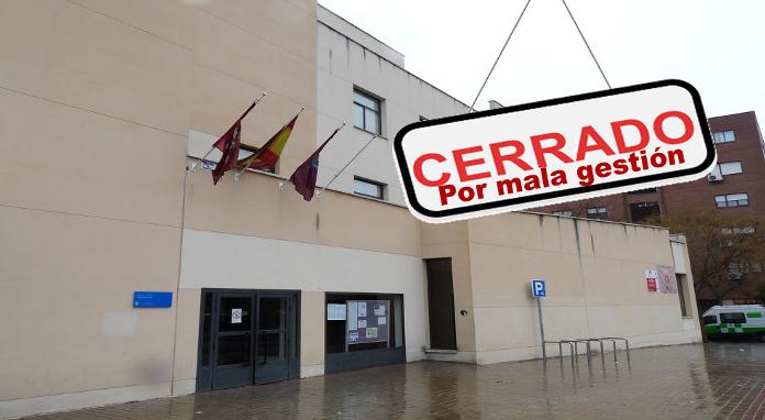 La asociación vecinal AFUVEVA pide la reapertura inmediata de la biblioteca de Valdebernardo