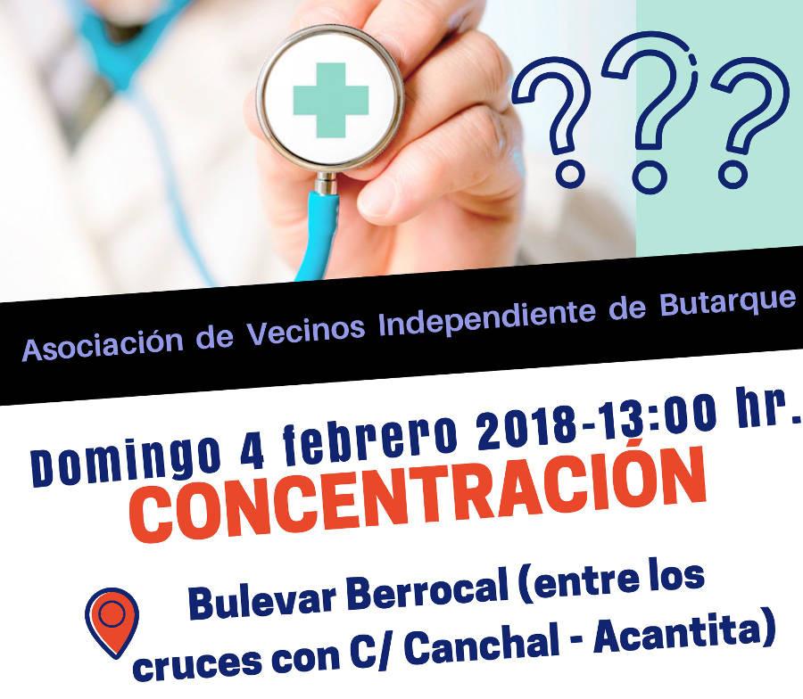 #YNuncaLlega el centro de salud de Butarque (Villaverde)