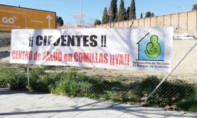 Tras 15 años de espera, la vecindad de Carabanchel se manifiesta por la construcción de sus tres centros de salud prometidos