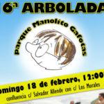 La vecindad de Carabanchel Alto vuelve a plantar árboles para reclamar el ajardinamiento del Manolito Gafotas