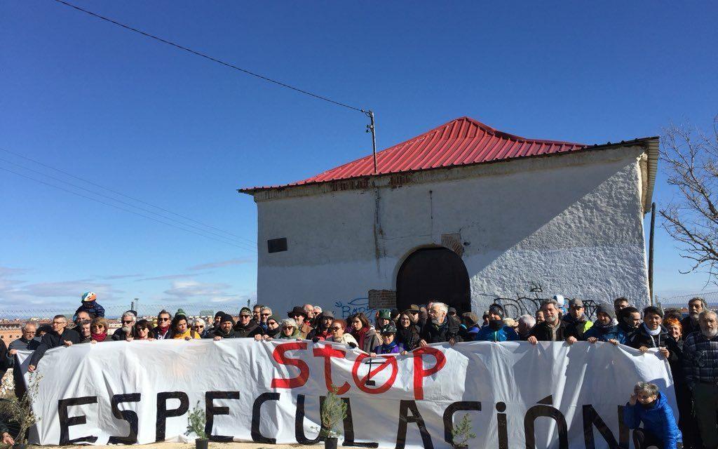 Organizaciones vecinales y ecologistas recurrirán en los tribunales la Operación Chamartín