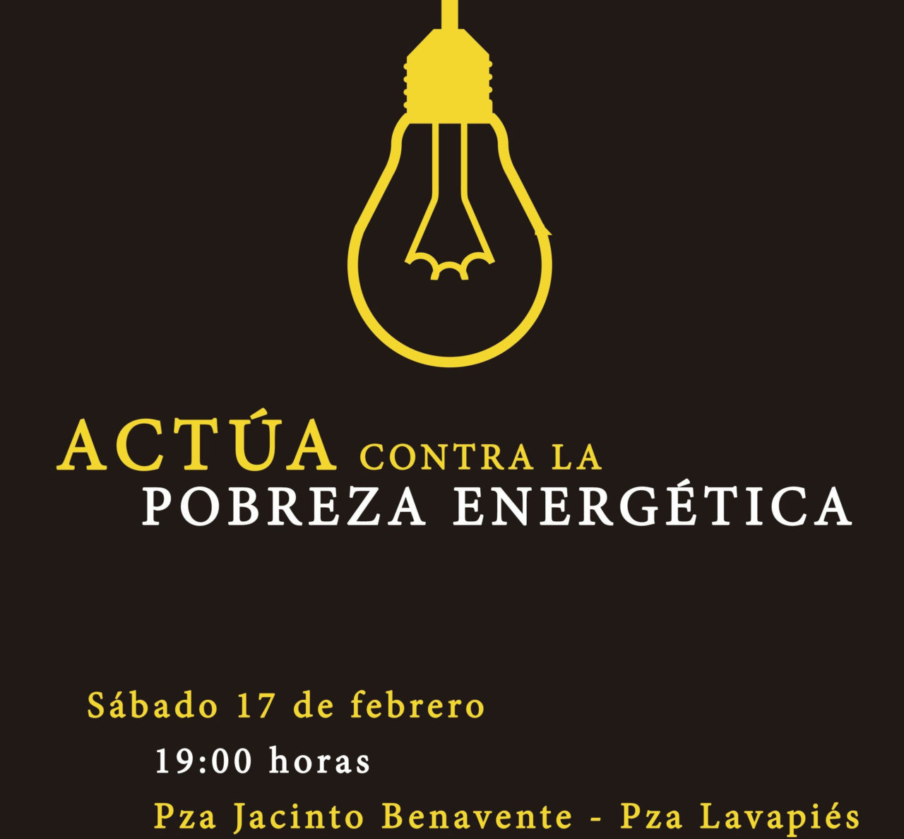 Por una ley integral de protección contra la pobreza energética