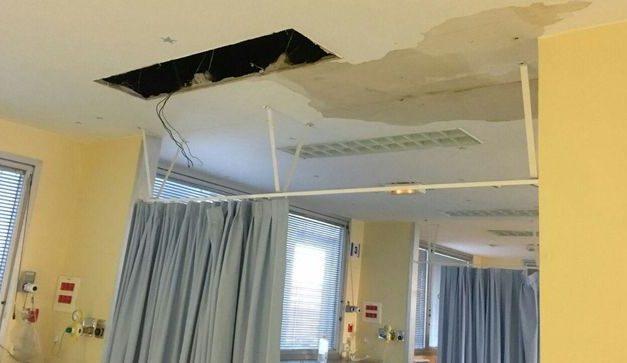 El vecindario se mueve ante el alarmante deterioro del Hospital 12 de Octubre