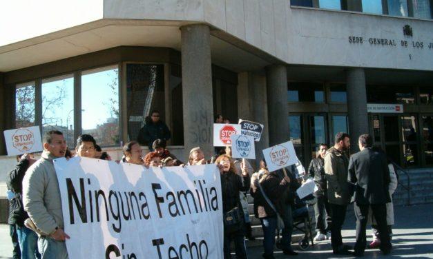 Los estafados de la Central Hipotecaria del Inmigrante llevan su caso al Tribunal Europeo de Derechos Humanos