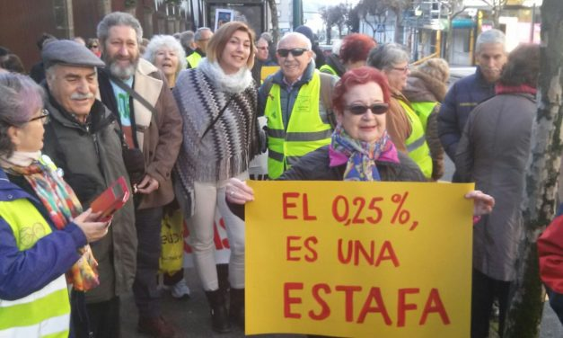 El 17 de marzo, desbordemos las calles en defensa de unas pensiones dignas
