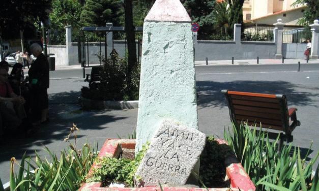 """El """"Nostrolito"""" pacifista vuelve a la Plaza de Prosperidad"""