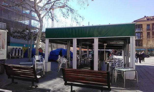 El Defensor del Pueblo admite a trámite las quejas vecinales sobre la remodelación de la plaza Fuente Honda de Leganés
