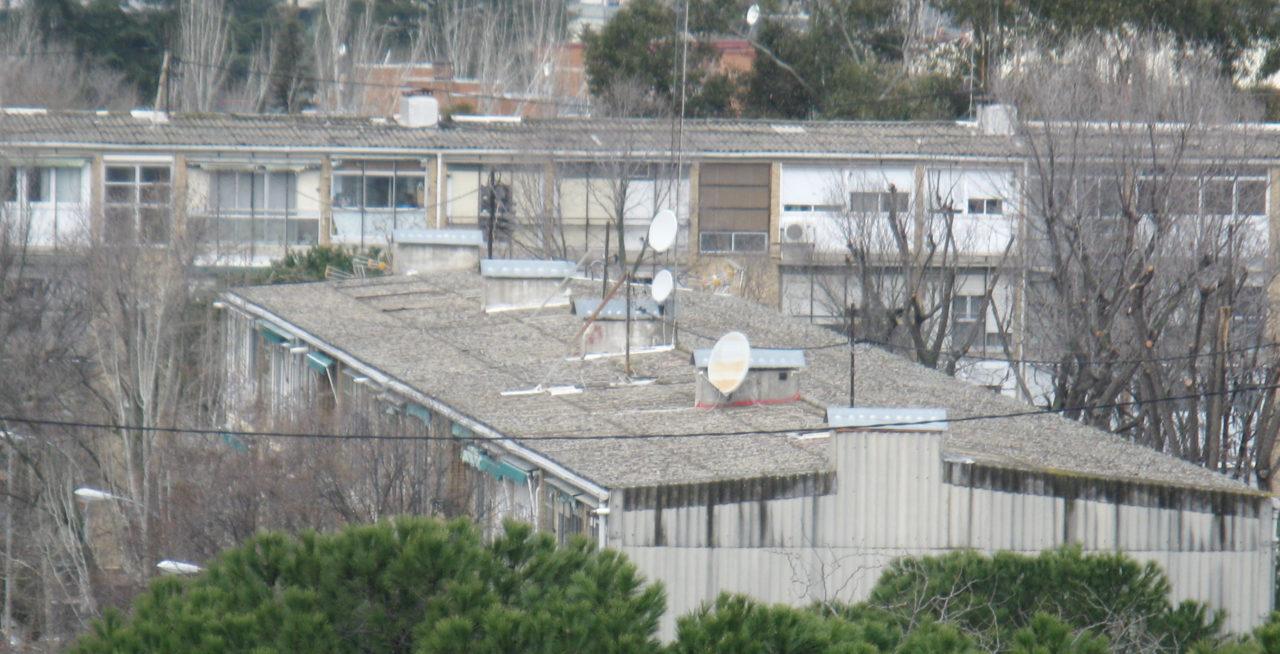 La FRAVM demanda un registro de edificios e instalaciones con amianto: ¿nos apoyas?