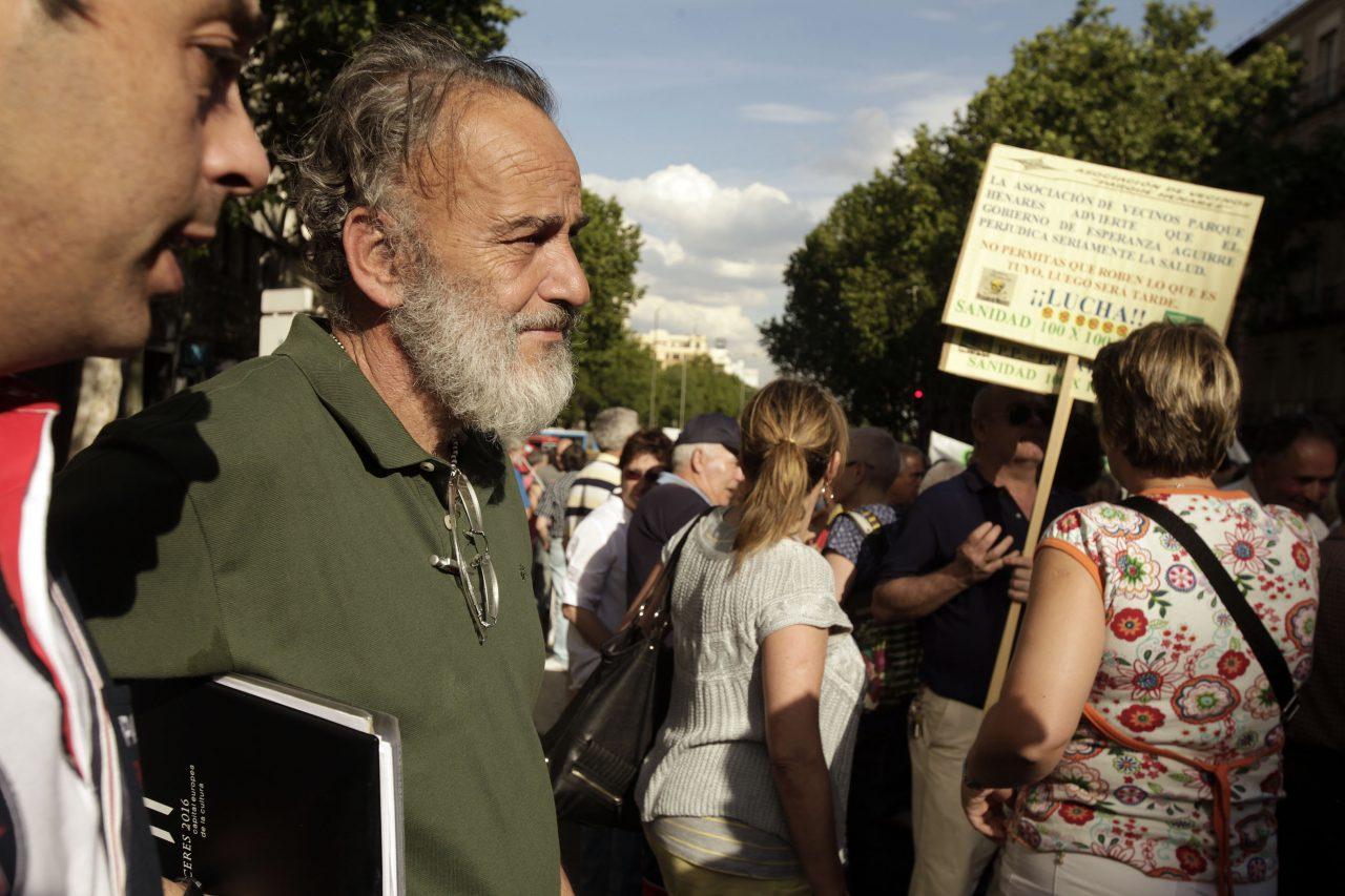 """La AV de Zarzaquemada anima a seguir la lucha de Luis Montes """"por los derechos de las personas"""""""