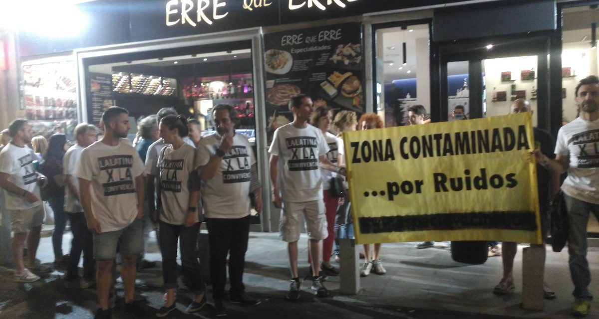 La vecindad de La Latina pide a la alcaldesa que actúe ante la degradación del distrito Centro