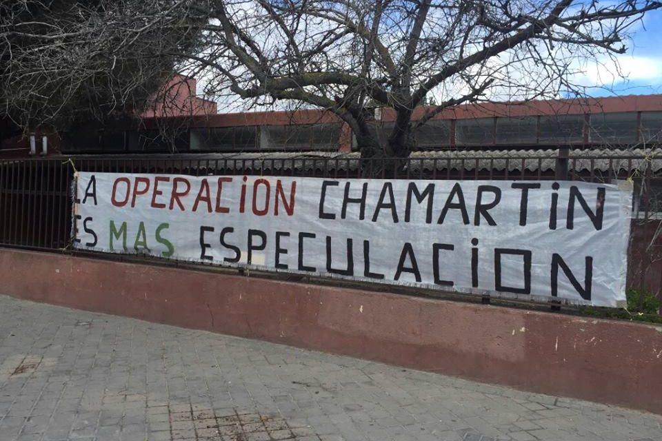 La FRAVM y Ecologistas en Acción critican que la Comunidad de Madrid apruebe la Operación Chamartín en plena crisis sanitaria por el Covid-19