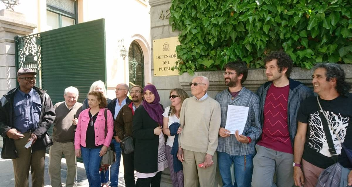 El Defensor del Pueblo confirma irregularidades denunciadas por entidades sociales en los actuales procedimientos de suspensión de rentas mínimas