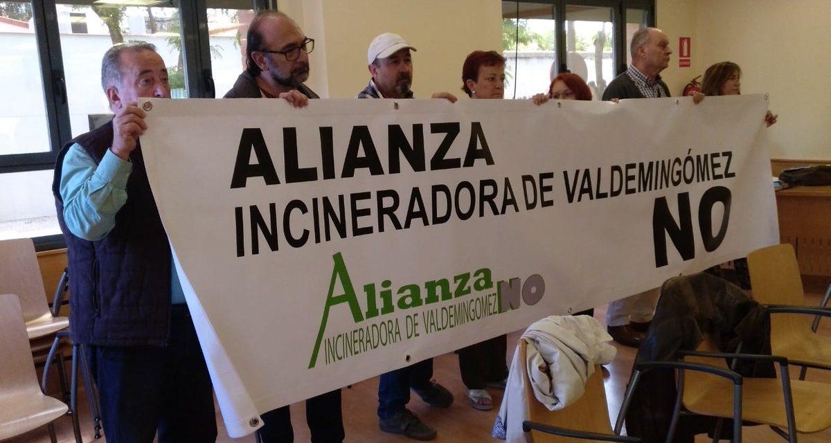 Tras Getafe, el Ayuntamiento de Rivas pide el cierre definitivo de la incineradora de Valdemingómez