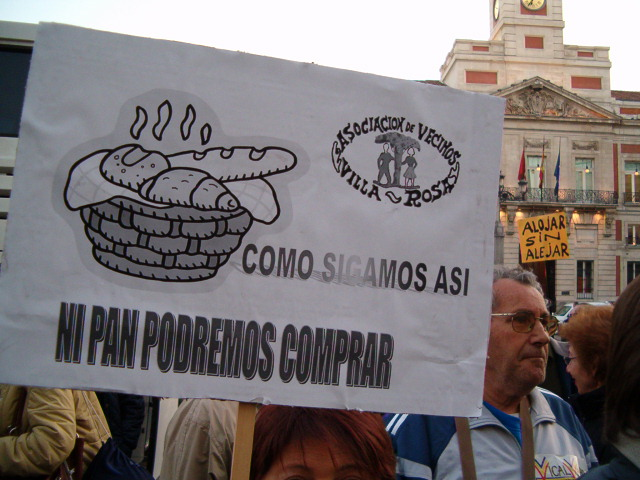 Un espacio sobre el derecho a la alimentación en la Feria de San Isidro de Madrid