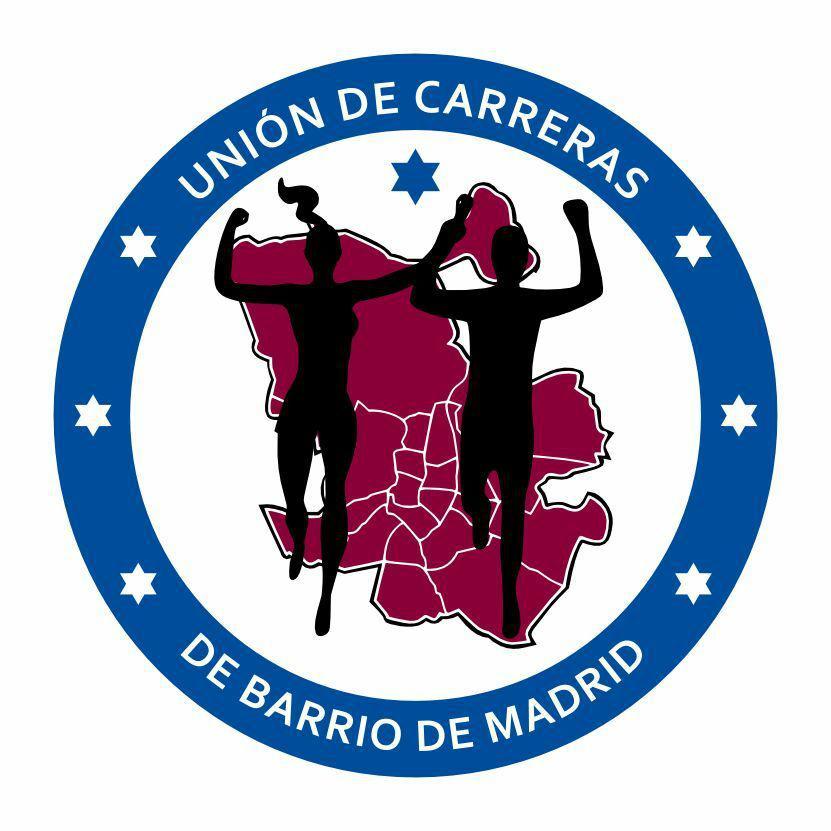 Logo de la Unión de Carreras de Barrio