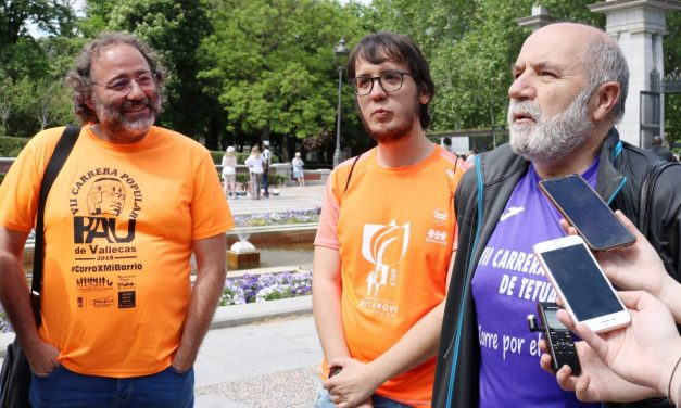 Damos la bienvenida a la Unión de Carreras de Barrio de Madrid