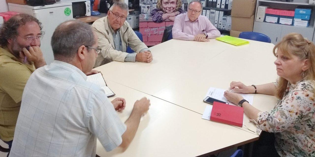 La Federación de Asociaciones Vecinales de Getafe elige a la primera presidenta de su historia