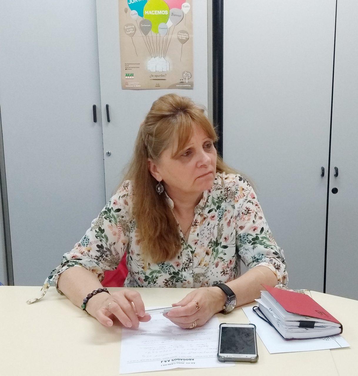 María Luz Martínez Lorente