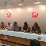 Colectivos vecinales, ecologistas, sindicatos y partidos piden a Ángel Garrido la paralización de la nueva Ley del Suelo