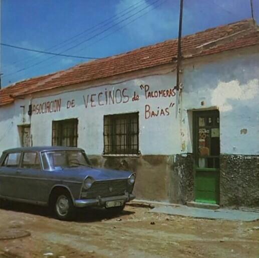 Local originario de la AV de Palomeras Bajas