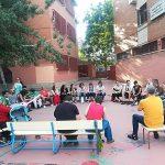 Caño Roto se moviliza para evitar la pérdida de una línea de su único colegio público