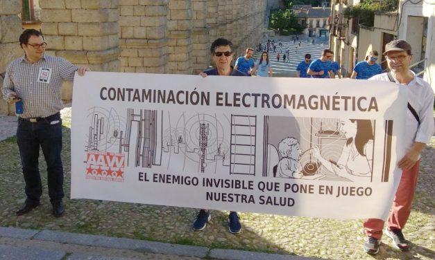 30-J: las asociaciones vecinales piden una moratoria en la implantación de la tecnología 5G