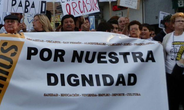 """El Detroit madrileño alza su voz para demandar un """"plan estratégico de los barrios del Sur"""""""