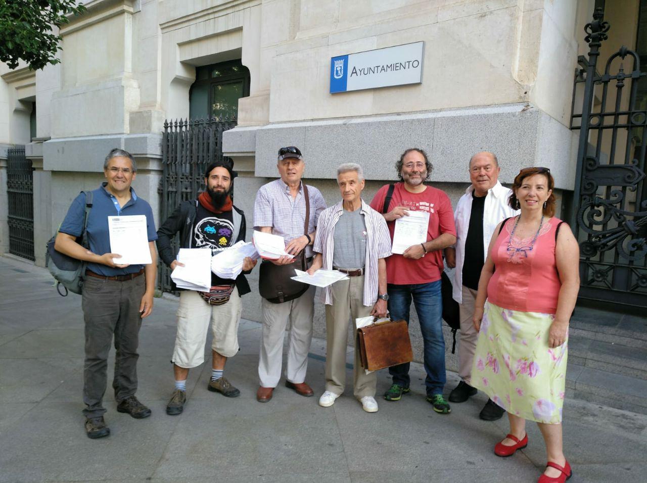 24.000 firmas por el cierre definitivo de la incineradora de Valdemingómez