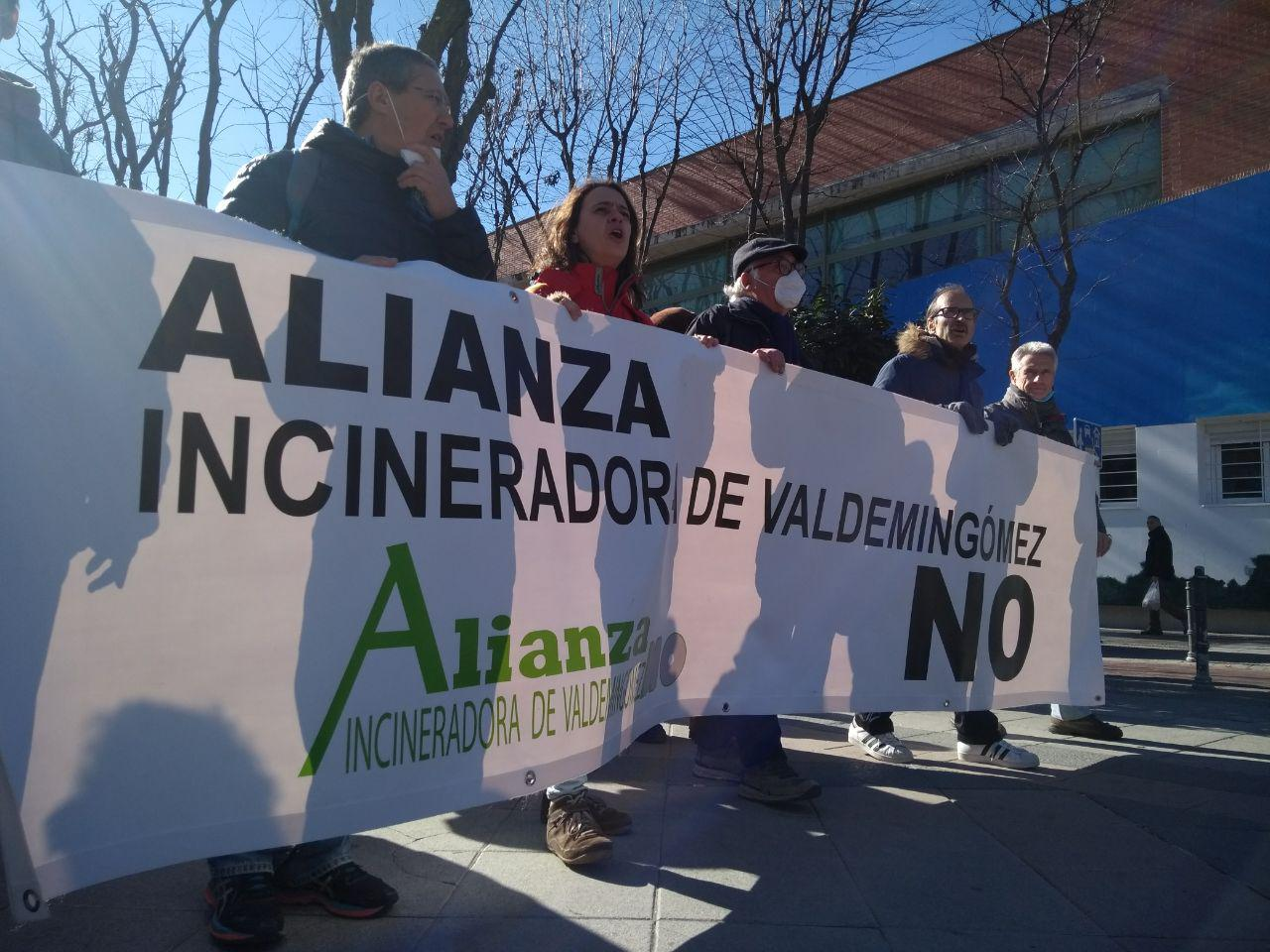 Victoria vecinal y ecologista: el Ayuntamiento de Madrid anuncia el cierre de la incineradora de Valdemingómez