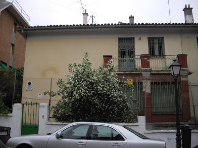 La AV El Organillo de Chamberí pide que la estación de Metropolitano lleve el nombre de la casa de Vicente Aleixandre