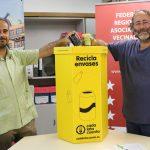 La FRAVM y Cada Lata Cuenta firman un acuerdo de colaboración para fomentar el reciclaje en los barrios