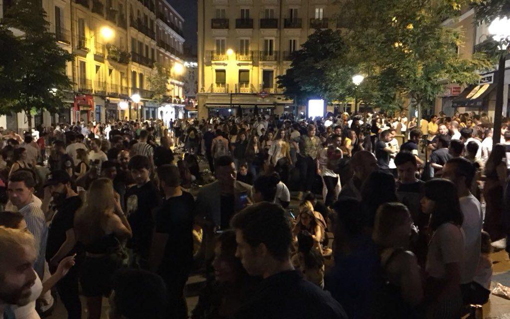 Las AAVV de Centro critican que el Ayuntamiento exima al MADO de la ordenanza contra el ruido