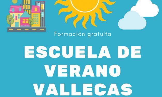 Puente de Vallecas acoge una Escuela de Verano muy poco convencional