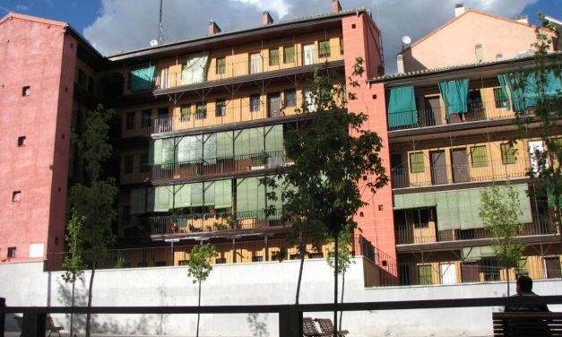 La Corrala y la FRAVM piden a Calvo que rectifique y vuelva a incluir a Embajadores como área de regeneración urbana