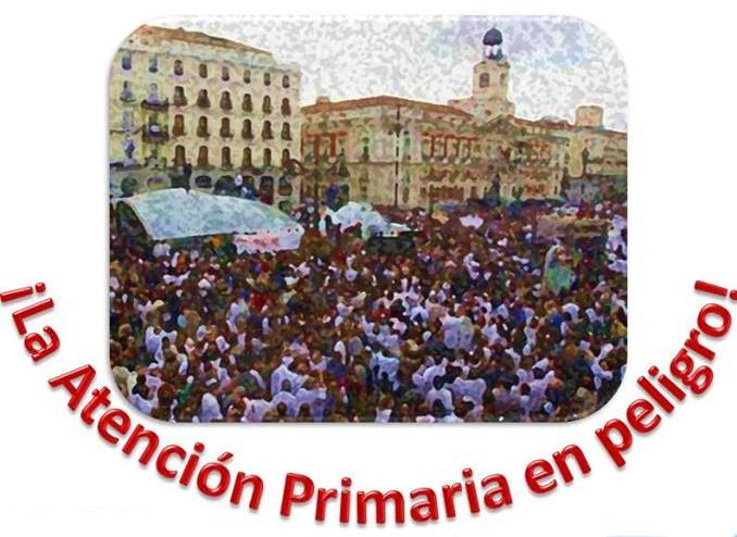 La Marea Blanca de este domingo terminará en la Puerta del Sol