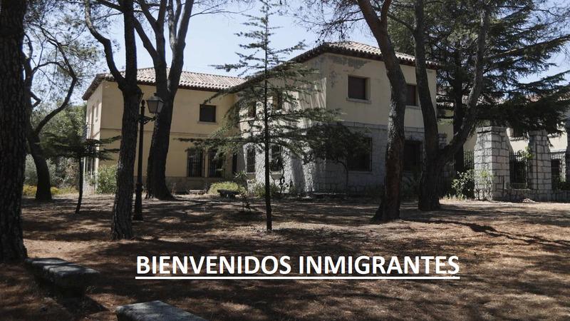 La FRAVM se une a la Asociación Vecinal de Tres Cantos en su petición de apertura del Palacio Valdés para acogida temporal de migrantes
