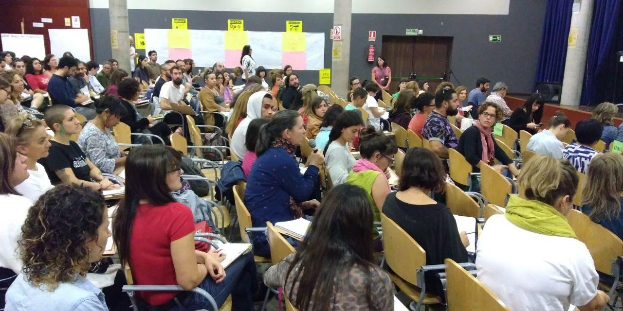 Galería de imágenes: el encuentro de experiencias en dinamización comunitaria se consolida como cita obligada para el sector