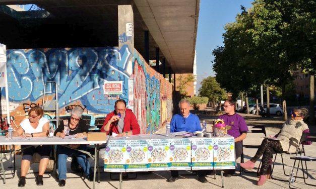 Leganés: las asociaciones vecinales proponen unos presupuestos con más gasto en los barrios