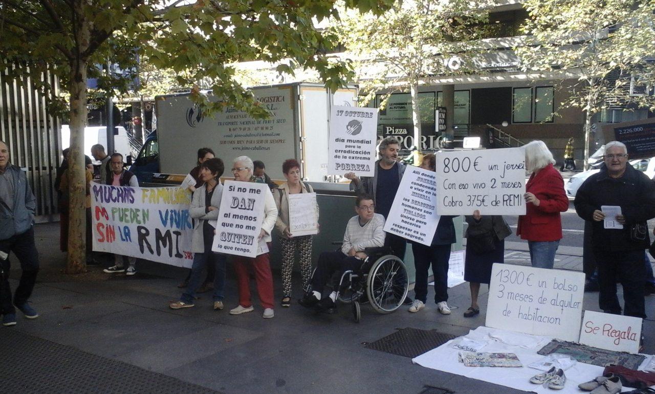 Pobre y no me he muerto: bajo sospecha si pido la RMI
