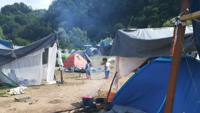 San Fernando de Henares se mueve para enviar ropa de invierno a los refugiados atrapados en Bosnia