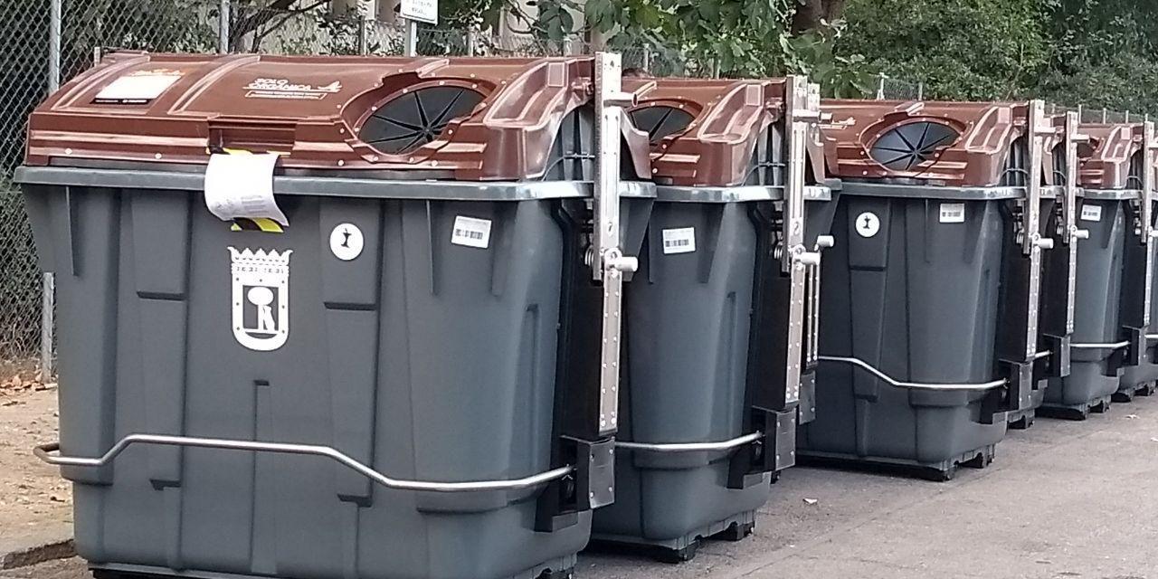 Colectivos ecologistas y vecinales demandan al Ayuntamiento de Madrid una estrategia de residuos más ambiciosa