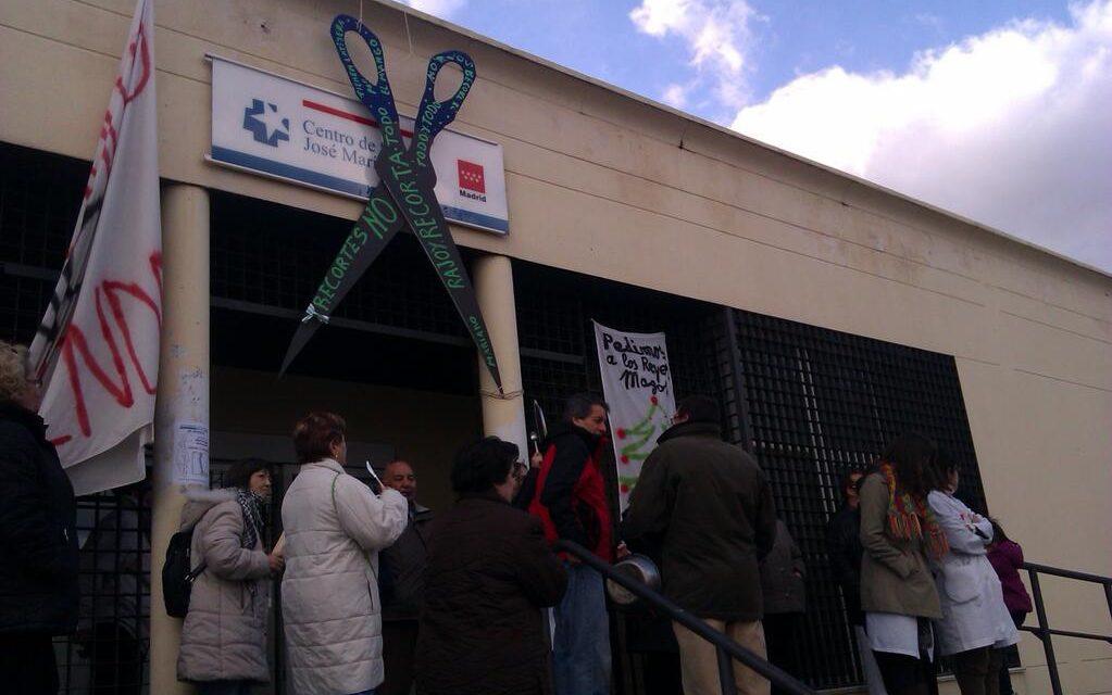 """No rotundo de la FRAVM a la """"propuesta de modificación organizativa en Atención Primaria"""" del Gobierno regional"""